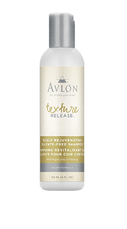 Texture Release Scalp Rejuvenating Sulfate-Free Shampoo effectively cleanses the hair. This formula makes the hair stronger and resistant to frizz.