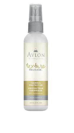exture Release Thermal Protector with Keratin and Pyto-Nutrients to reduce heat damage. Hair is resistant to frizzing and smoothing lasts 2-3 months.