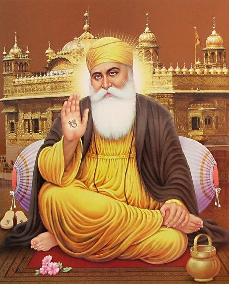 गुरु नानक जयंती हिंदी संदेश - Guru Nanak Jayanti Shayari | Guru Nanak Jayanti Quotes