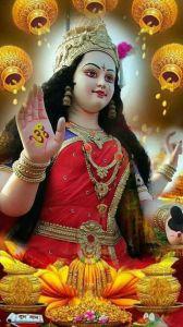 माँ दुर्गा पर कविता 2019 – Maa Durga Par Kavita in Hindi 2019 - Poem on Maa Durga in Hindi