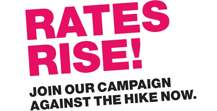 Lambeth united against Business Rates rise