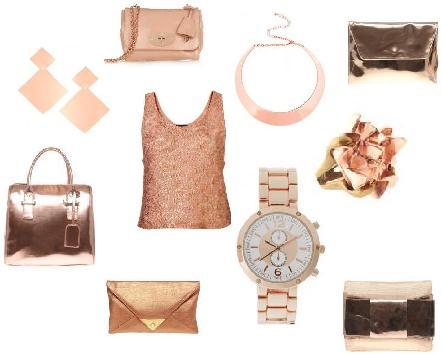Trend Alarm: Rosé Gold (1/3)