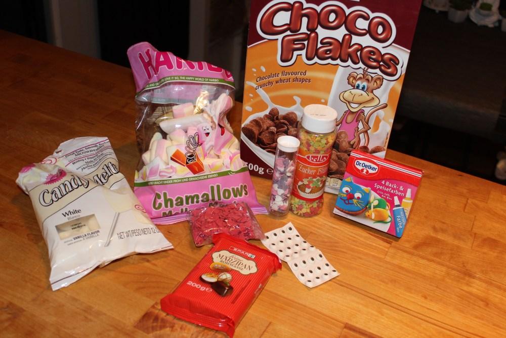 [ Blogger For Spring ] - Easter Bunny Cake Pops Rezept (4/6)