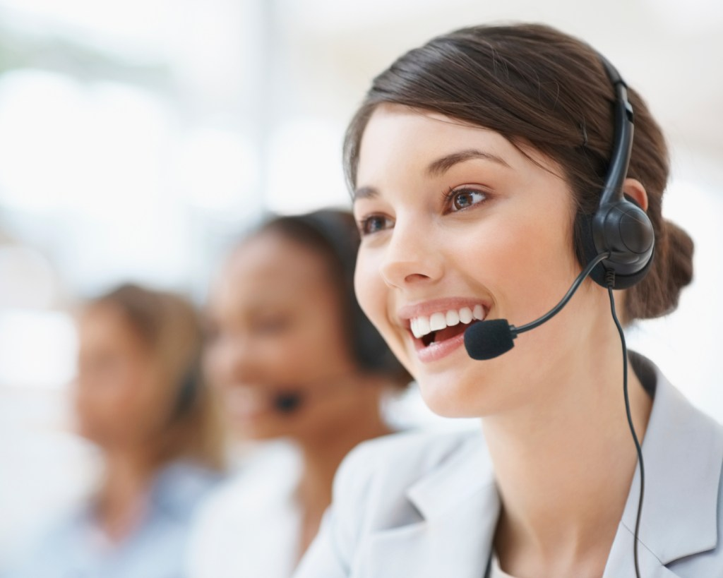 customer service and auto redialer