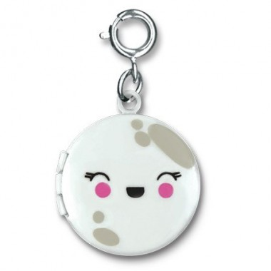 moon locket charm, charm it, bedel, bedeltjes, love4momz