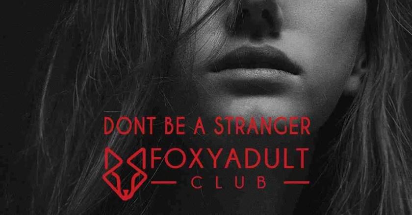 Dont be a stranger