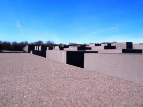 Memorial obětem holocaustu Memorial to the Murdered Jews of Europe
