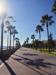 Promenáda v Limassolu