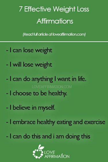 7-weight-loss-affirmations