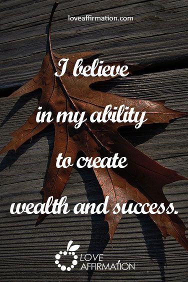 ability-money-affirmations