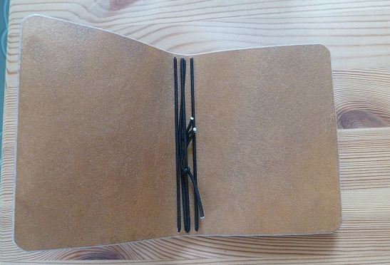 Unboxing my notebook from Onica Hanby (4/4)