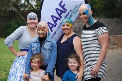AAAF Family Fun Day for Alopecia Areata Awareness Week