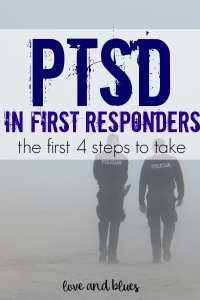 It's great to see this finally being addressed - first responders get PTSD too, not just the military!