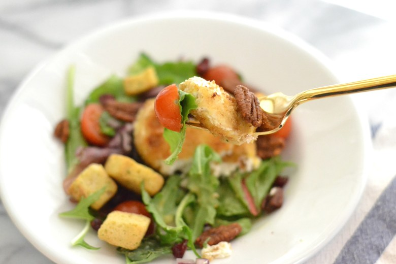 love_and_food_forEva_coastal_flats_warm_goat_cheese_spiced_pecan_salad_2