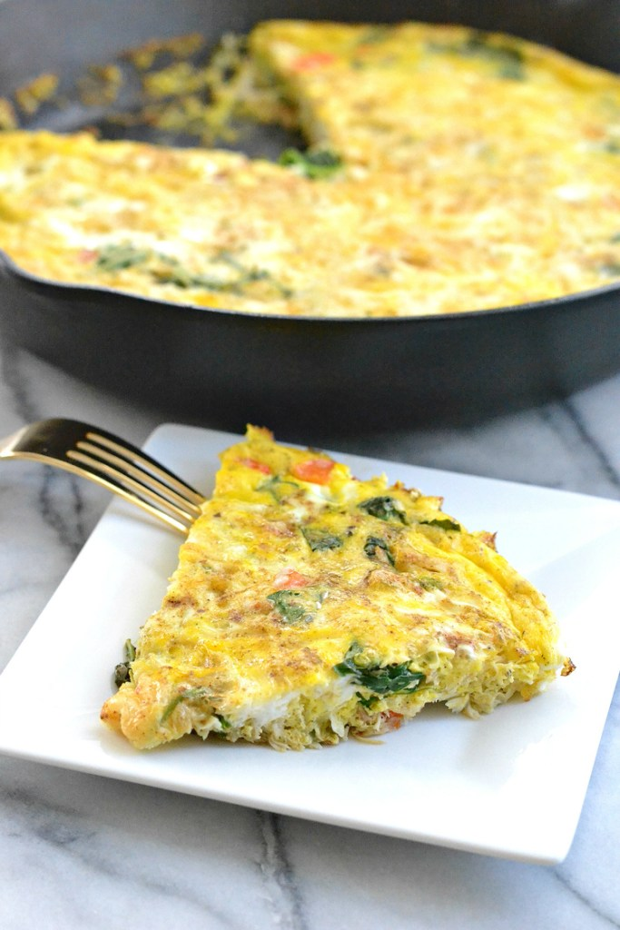 love_and_food_foreva_crab_arugula_frittata_slice3