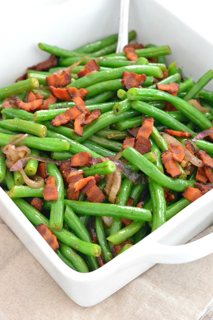 green_beans_bacon_shallots_love_and_food_foreva_2