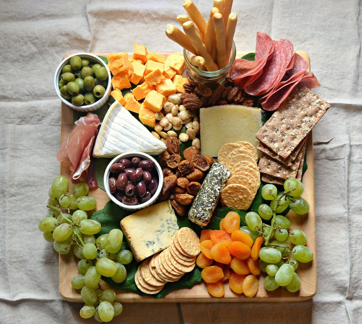 Epic Cheese Board
