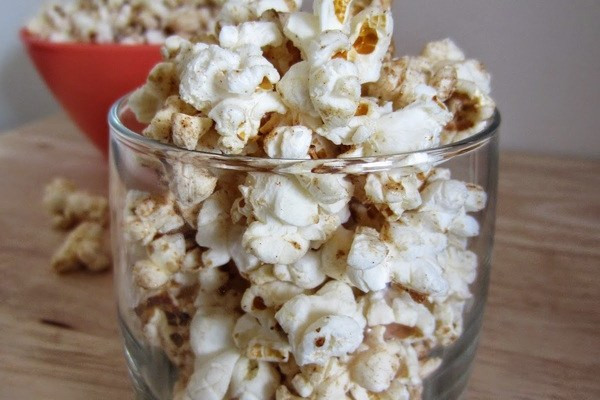 Love and Smokey Cinnamon-Sugar Popcorn