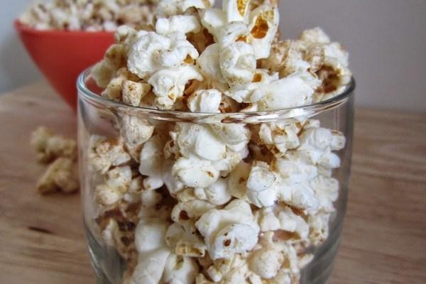Love and Smokey Cinnamon-Sugar Popcorn
