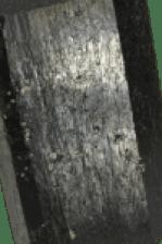 invisible black tourmaline