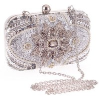 Chicnova Fashion Box Clutch