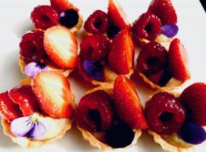 summer tarts