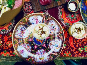 indian style picnic ideas