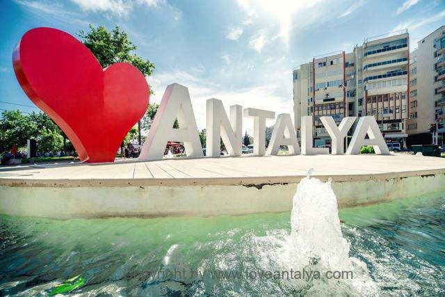 Antalya City , Turkey
