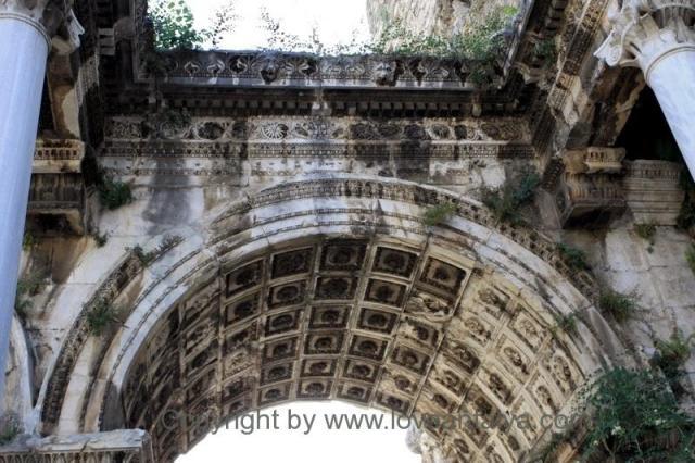 Hadrians port