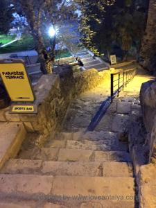 trappe i kaleici