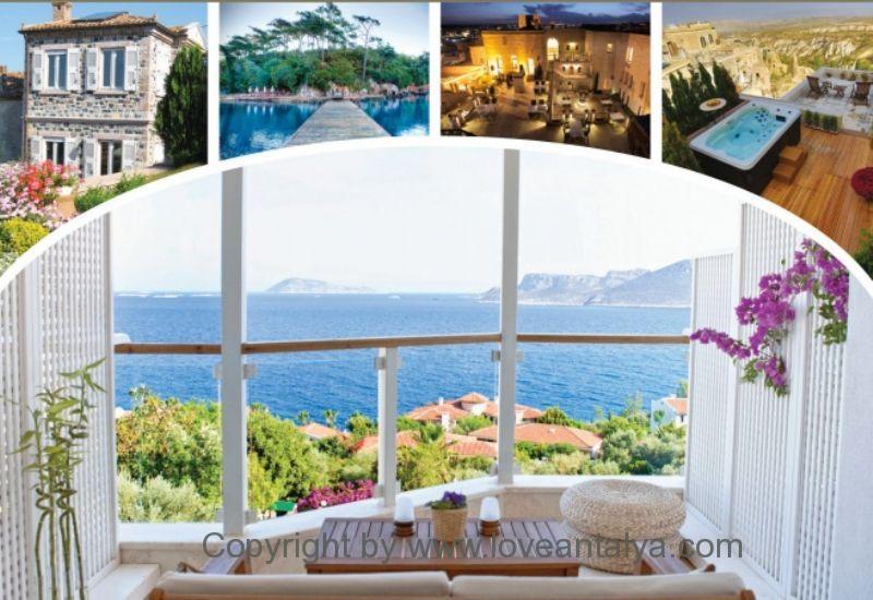 Little hotels in Turkey