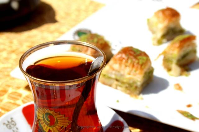 Turkish black tea