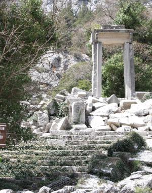 Termessos Hadrians temple