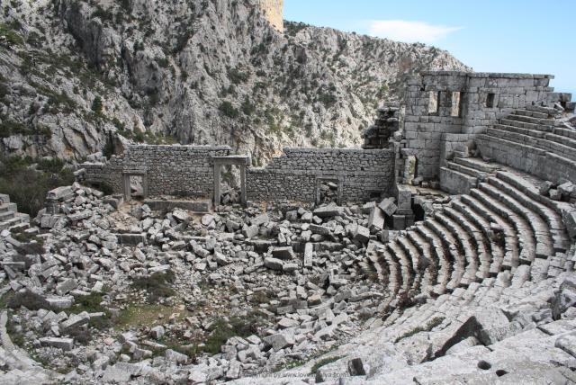 Termessos teater