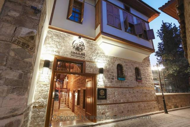 Char Me Boutique Hotel, Antalya