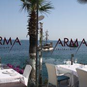 Club Arma restaurant