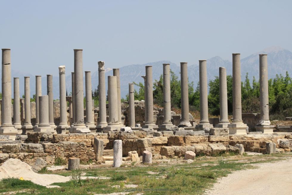 ancient Perge