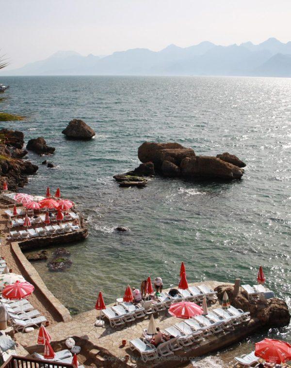 Forår i Antalya