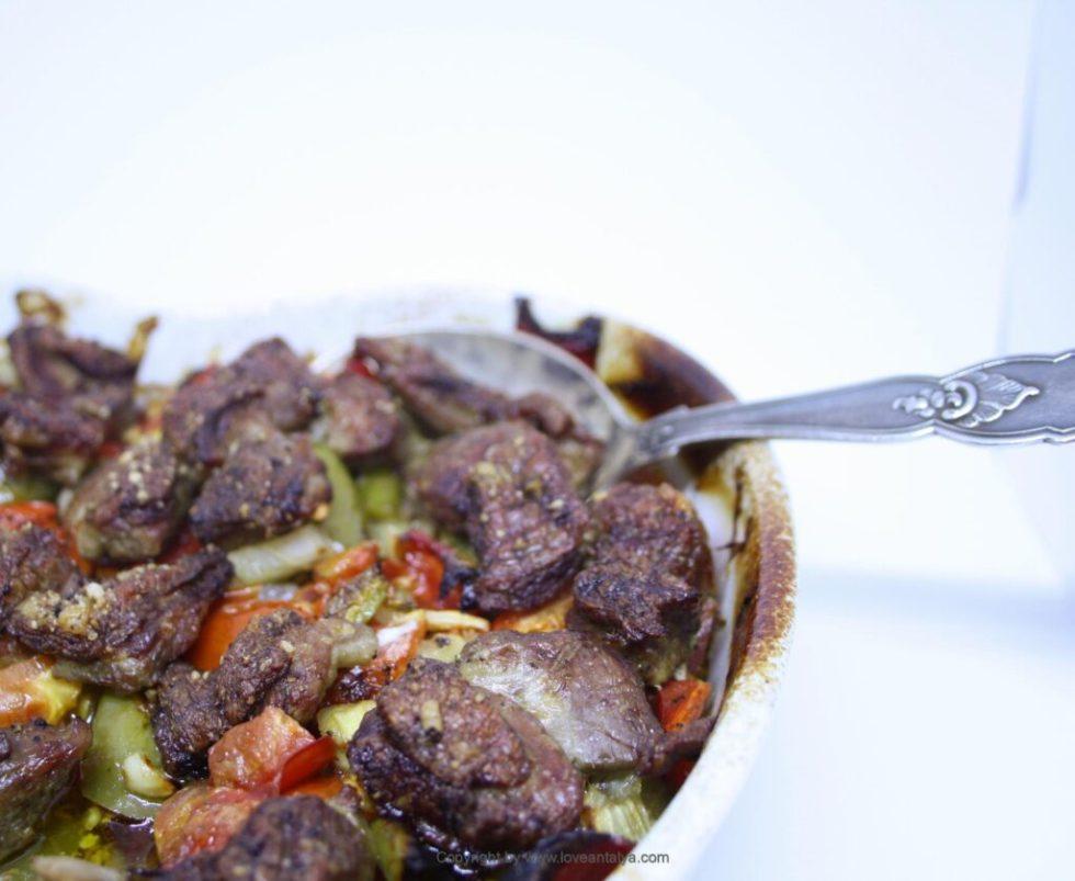 Turkish belen tava