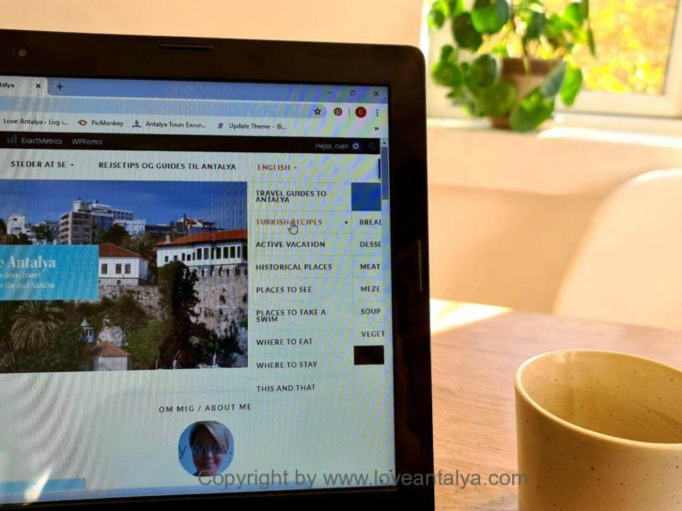 Social Media Loveantalya.com