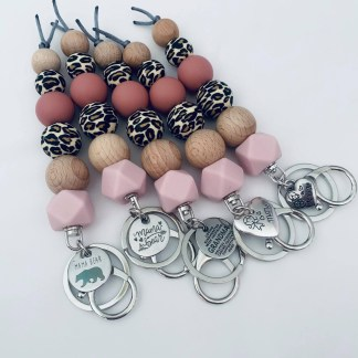 Gift vouchers || Accessories || Silicone Necklaces || Keyrings, Lanyards & Bag tags