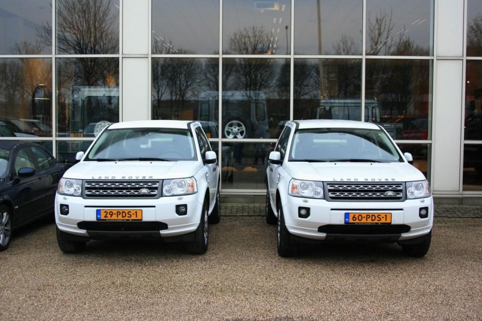 Land Rover Freelander 2 x2