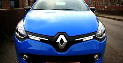 Renault Clio Voorkant