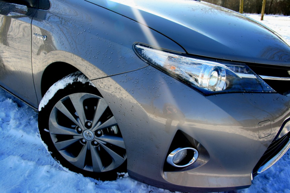 Toyota Auris Hybrid Voorkant