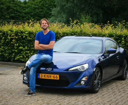 Toyota GT86 Wouter