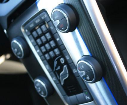 Volvo V40 Middenconsole