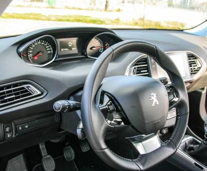 Peugeot 308 i-Cockpit