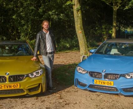 BMW F80 M3 F82 M4 Wouter 2014