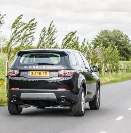 Veelzijdigheid troef: Land Rover Discovery Sport