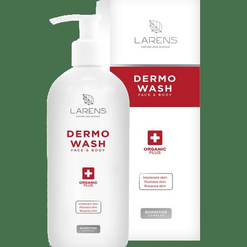 Dermo Wash Larens pianka do mycia twarzy